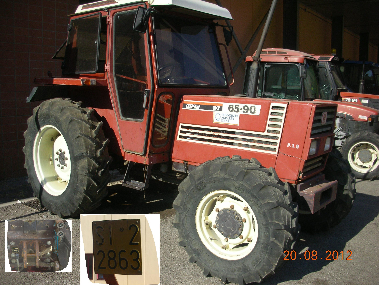 trattori agricoli consorzio agrario di siena On cabine forestali di stato rothrock