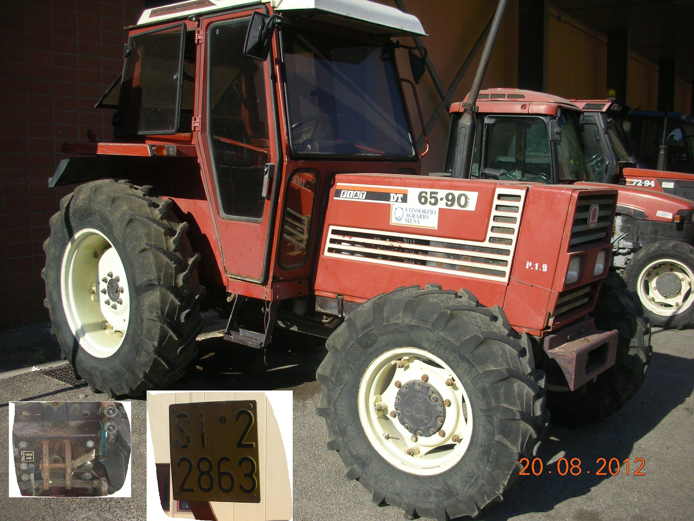 Trattori usati piemonte autos post for Consorzio agrario cremona macchine agricole usate
