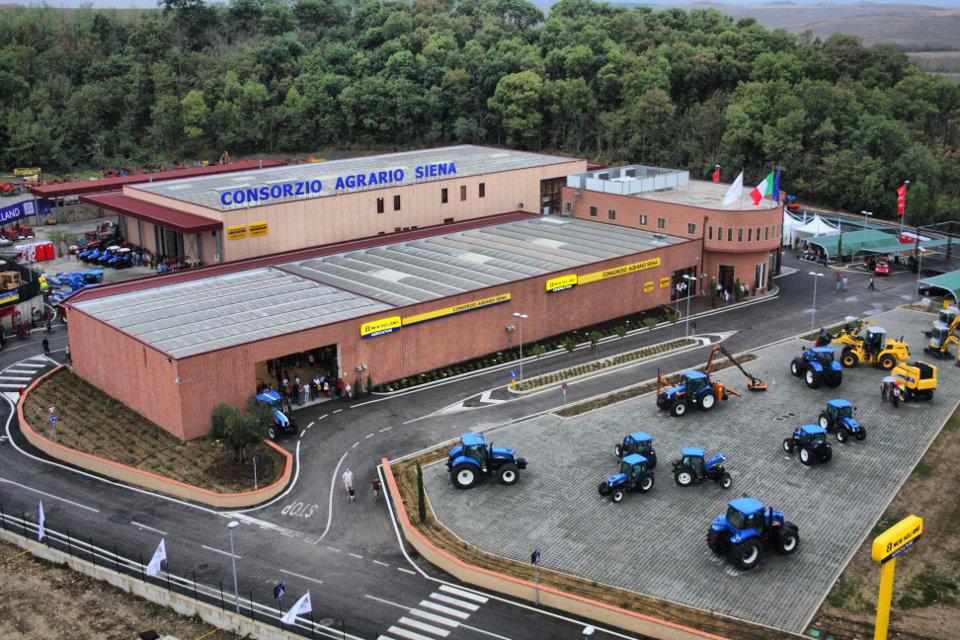 trattorini agricoli