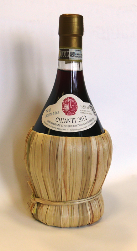 13311 - CHIANTI DOCG LT.0,75 FIASCO CONSORZIO AGRARIO