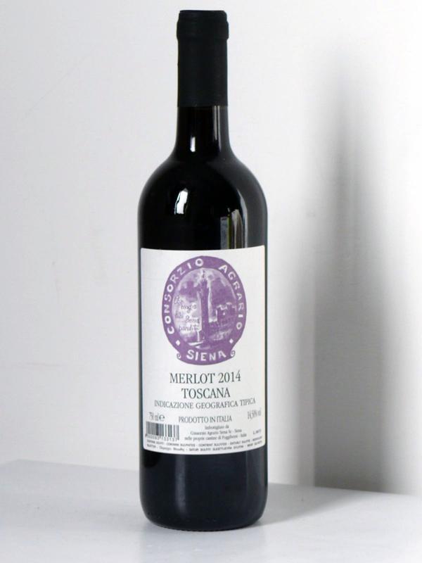 13312 - MERLOT IGT TOSCANA CONSORZIO AGRARIO CL.75