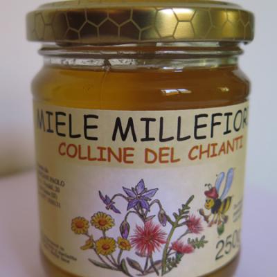 23592 - MIELE MILLEFIORI GR. 250 AZ. AGR. TRISCIANI