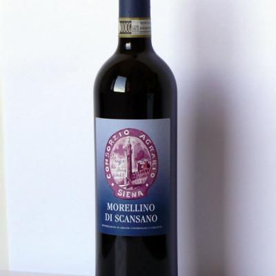 14973 - MORELLINO DI SCANSANO DOCG CL.75 CONSORZIO