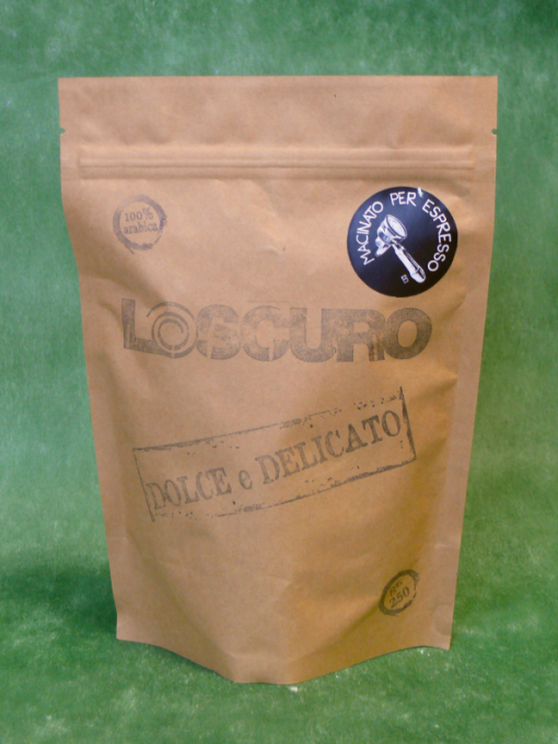 26439 - CAFFE' 100% ARABICA MACINATO ESPRESSO GR.250 LO SCURO