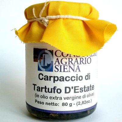 15217 - CARPACCIO DI TARTUFO GR.80