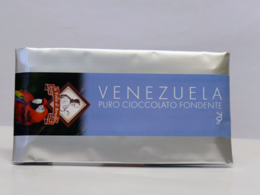 14854 - TAV. CIOCCOLATO VENEZUELA 70% FOND. GR.100