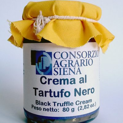 14320 - CREMA TARTUFO NERO/CHAMP. GR.80
