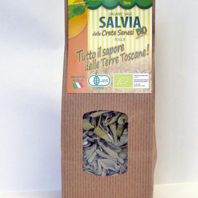 26858 - SALVIA FOGLIE INTERE BIO GR. 35
