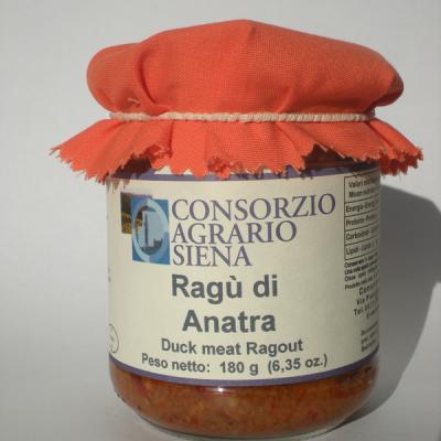 16604 - RAGU' DI ANATRA GR.180