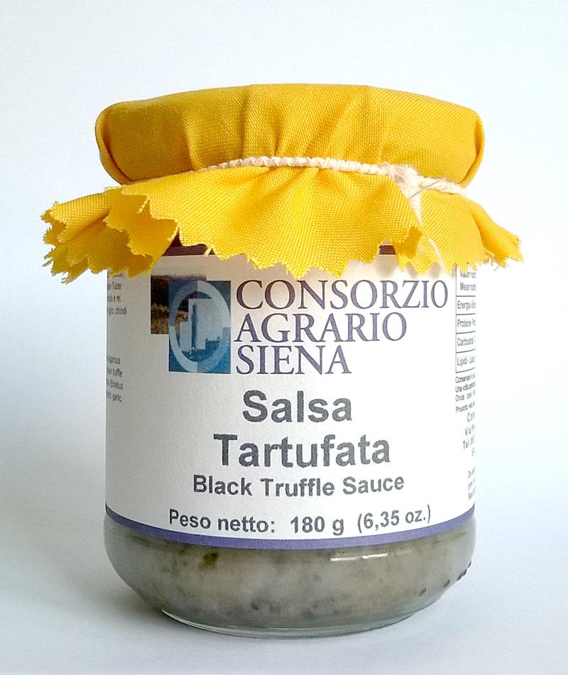 13319 - SALSA MISTA TARTUFATA GR.180